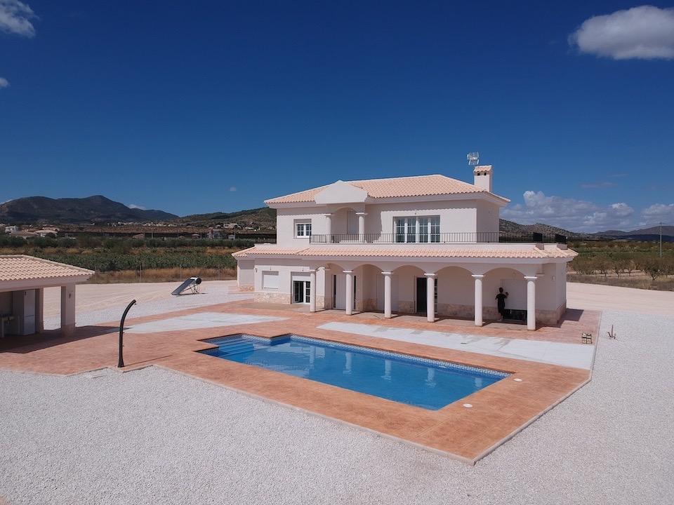 4 Slaapkamer Villa in Pinoso in Medvilla Spanje